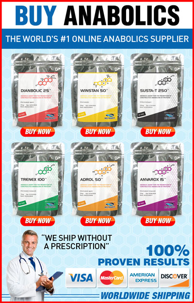 Steroids For Sale - Buy Powerful Anabolics Online